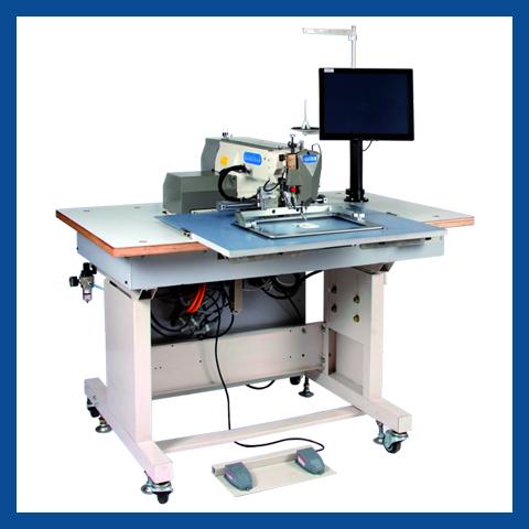Máquina de Costura Automática - Rokefil